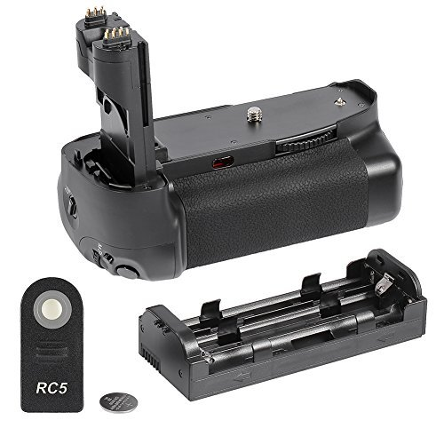 Neewer® LCD Verticale Batteria Impugnatura per CANON EOS 7D BG-E7