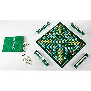 Mattel – Scrabble Classique juego de letras – Francés