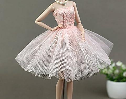 Mode magnifique Jupe de ballet à la main pour la