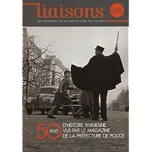 50 ans d'histoire parisienne vus par le magazine de la préfecture de police