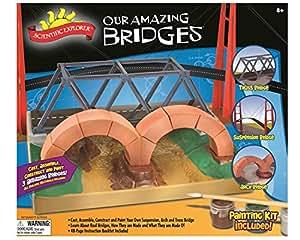 USA Produkt - Unsere Erstaunlich Bridges Kit