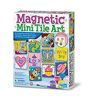 4M 4341 Magnetic Tile Art