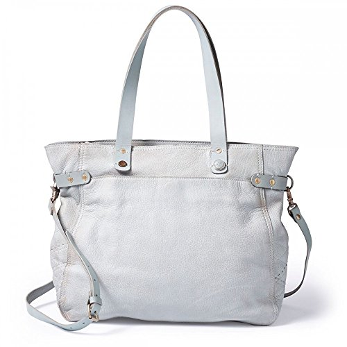 Noosa Wabi Sabi Stitched Shopper - Handtasche, Noosa_Farbe:light grey