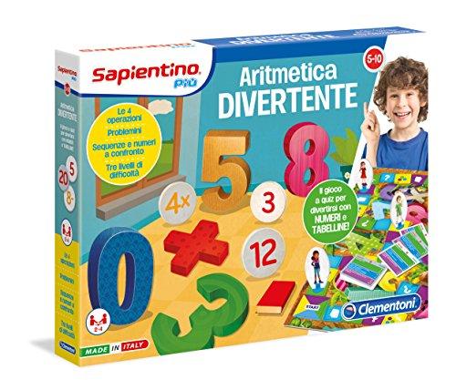 Clementoni 11919 - Artmetica Divertente