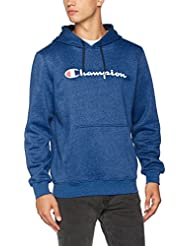 Champion Hooded Sweatshirt-Institutionals, Sudadera con Capucha para Hombre