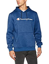 Champion Hooded Sweatshirt-Institutionals, Sweat-Shirt à Capuche Homme