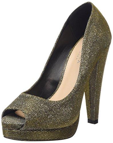 Carvela Damen Kitty Pumps Gold (Bronze)