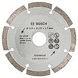 Bosch 2607019474 Disco Diamantato Universale, 115 mm