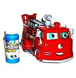 Seifenblasen Feuerwehr Bubble Auto Truck Cars LKW Seifenblasenmaschine