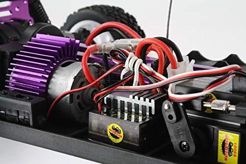 RC Auto kaufen Rally Car Bild 3: HSP Rally Car Kutiger 1 10 4WD RTR Rot 94118*