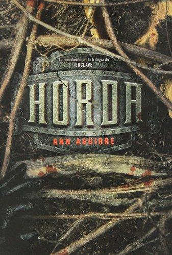 Portada del libro Horda (Enclave)