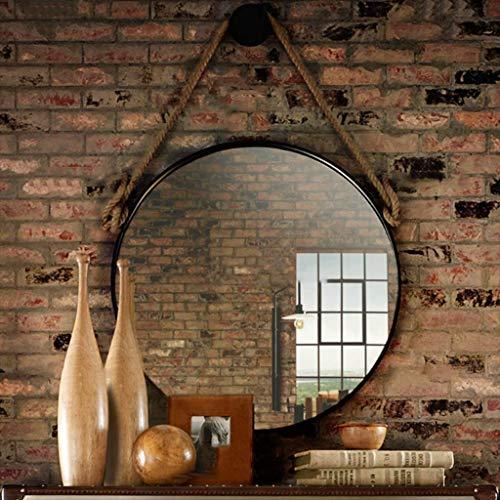 Espejo Pared contemporáneo Cuerda Colgante Cuerda