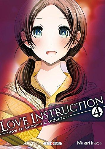 Love Instruction T04 par Minori Inaba