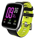 Best Ios Smartwatches - Smartwatch,YAMAY Bluetooth Smart Watch Waterproof IP68 Fitness Tracker Review