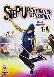 Step Up 1-4 [DVD]