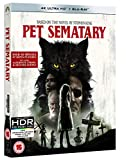 Pet Sematary (4K UltraHD + Blu-ray) [2019] [Region Free]