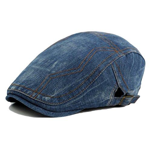 Idopy - Béret - Homme Taille Unique 393 blue