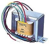 100 V Transformator Converting Line Signal zu 8/16 Ohm mit Anzapfungen 1,2,4 W