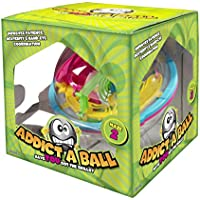 Kidult Addictaball Small Maze Puzzle 2 - Multi-Coloured