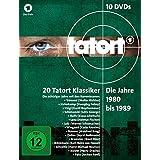 Tatort Klassiker - 80er Komplett-Box