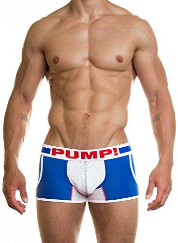 """Pump! """"11034 Hero Jogger Boxer"""", blau Blau/Weiß"""
