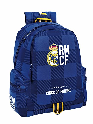 Real-Madrid-Blue-Mochila-grande-adaptable-a-carro