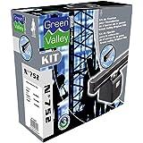 Kit De Fixation Pour Barres De Toit Original Pro N757 - 2 Barres Green Valley