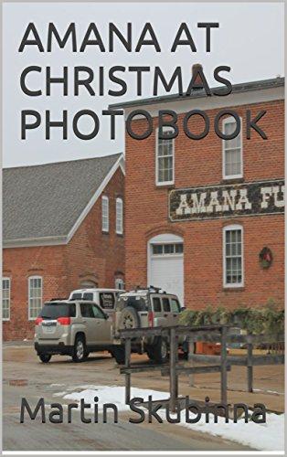amana-at-christmas-photobook-english-edition