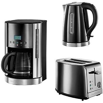 philips fr hst ck set 3 tlg kaffeemaschine wasserkocher toaster avance serie burgunderrot. Black Bedroom Furniture Sets. Home Design Ideas
