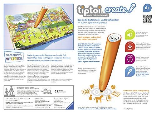 Ravensburger Tiptoi 00805 Create Starter-Set: Stift und Weltreise-Buch hergestellt von Ravensburger Spielverlag