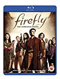 Firefly- The Complete Series (3 Disc Blu-Ray) [Import italien]