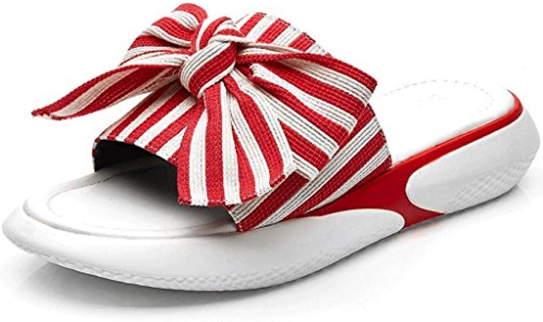 Pantofole sportive Donna Estate Abbigliamento Abbigliamento Abbigliamento moda Scarpe Sandali (dimensioni   5.5) | Area di specifica completa  1228a2