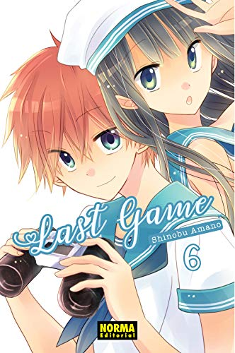 Last Game 06 por Shinobu Amano