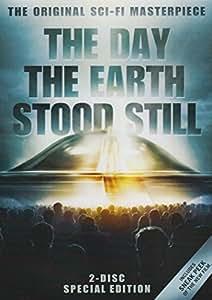 Day the Earth Stood Still [DVD] [2008] [Region 1] [US Import] [NTSC]
