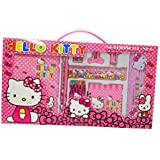 Parteet 8 In1 Mix Stationery Gift Set for Kids (Kitty)