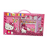 #6: Parteet 8 In1 Mix Stationery Gift Set for Kids (Kitty)