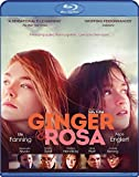 Ginger & Rosa [Blu-ray] [2012]