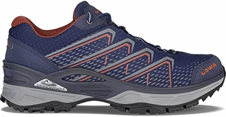 Lowa – Ferrox Evo GTX® Low zapato de senderismo para hombre, azul oscuro, EU 46,5