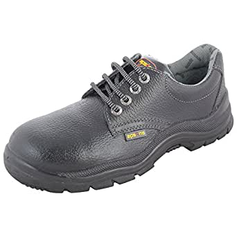 Apsons Shoes Men's INDUS PU Safety Shoes