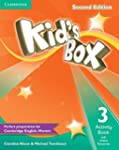 Kid's Box Level 3 Activity Book with...