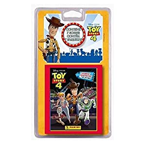 Panini- Toy Story 4 Cromos (003726BLIE)
