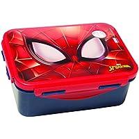 Spiderman Lunchbox Brotdose 557-38265 preisvergleich bei kinderzimmerdekopreise.eu