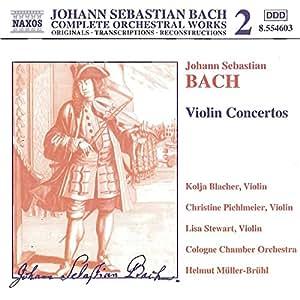 Bach: Konzerte für eine und zwei Violinen