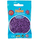 Hama Mini Beads Purple by Hama