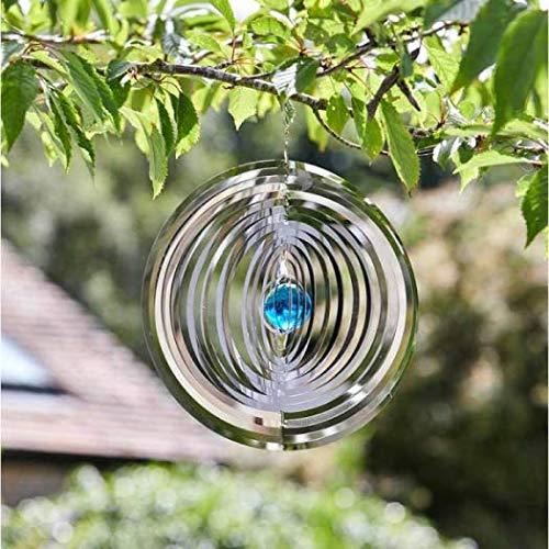 Smart Garden Radiance Orb Spinner 30cm