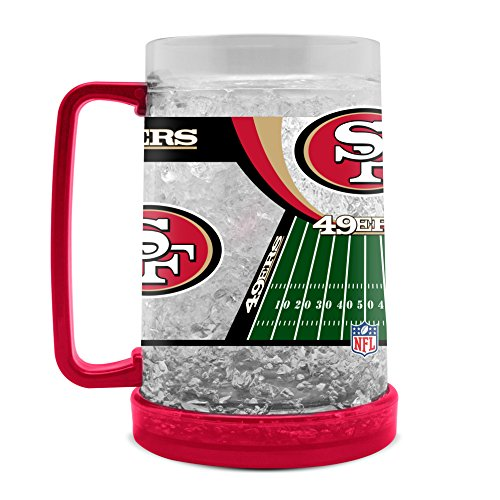 Duck House NFL San Francisco 49ERS Gefriertasse, 454 ml