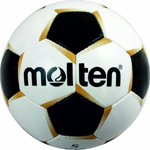 Molten Fußball PF-540/541 Gr. 5 Gr. 4 Training Schule Retrolook Soccer Jugend