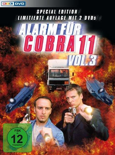 Alarm für Cobra 11 - Vol. 3 (Special Edition, 2 DVDs, limitiert)