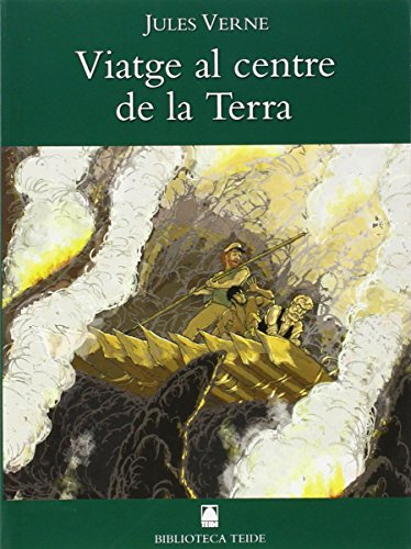 Biblioteca Teide 014 - Viatge al centre de la terra - Jules Verne- - 9788430762262