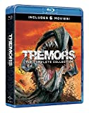 Tremors Collection 1-6  (6 Blu Ray)